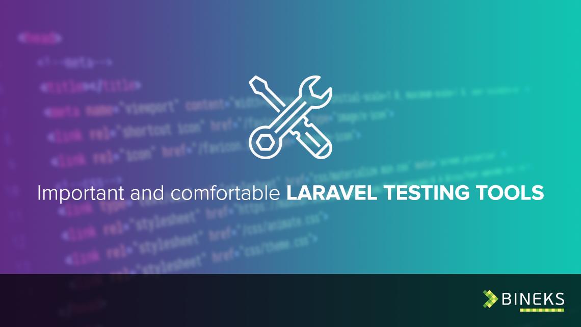 Testing is an important development aspect.